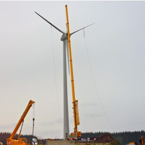 Wester Cambushinnie Farm - Wind